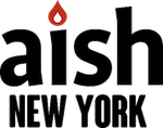 Welcome to Aish New York Logo